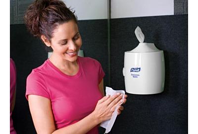 Desinfektionstücher: Produktionssteigerung um 25 Prozent