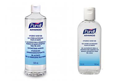 Neues Flaschendesign als Antwort auf die Corona-Pandemie