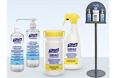 PURELL Hand Sanitiser: delivering formulation without compromise