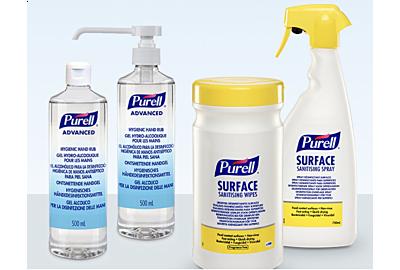 Diese PURELL Produkte wirken gegen das Coronavirus