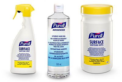 Diese PURELL Produkte wirken effektiv gegen das Coronavirus