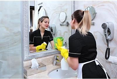 Hotellerie: Hygiene in Waschräumen – das A und O