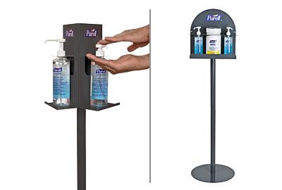 Neue Hygienesysteme vorgestellt