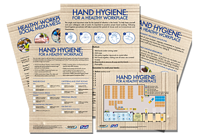 Free downloads: hygiene in warehousing and manufacturing