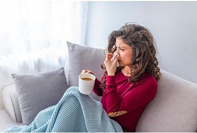 Erkältung, Grippe, Corona-Virus