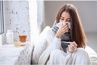 Gesund durch die Grippesaison: Tipps für mehr Wohlbefinden am Arbeitsplatz