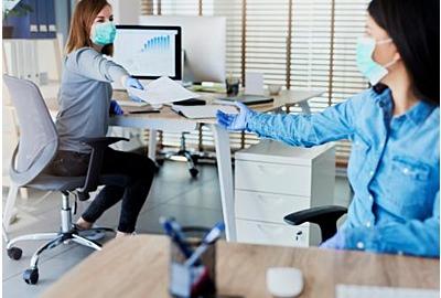 Hygiene im Büro: Auf diese Punkte kommt es jetzt besonders an
