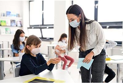 Hygiene in der Schule: Wichtige Tipps