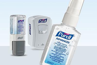 PURELL® Marken Produkteinführung