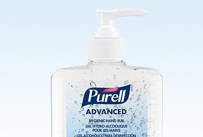Händedesinfektion von PURELL®