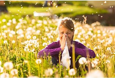 Helfen Desinfektionsmittel gegen Allergien?