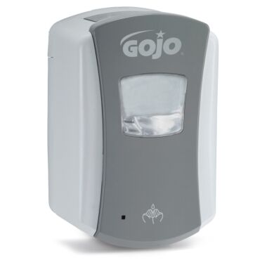 GOJO® LTX-7™ Berührungsloser Schaumseifenspender, 700ml Grau/Weiß