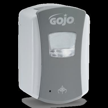 GOJO® LTX-7™ Touch-Free Foam Soap Dispenser, 700mL Grey/White