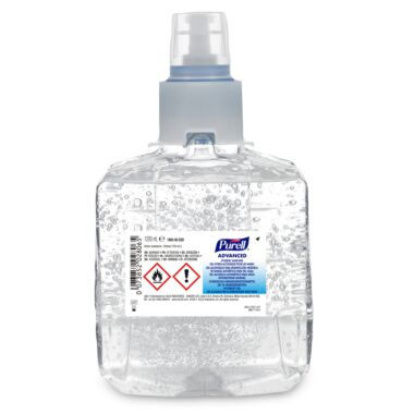 PURELL® Advanced Hygienisches Händedesinfektionsmittel (LTX-12™/1200ml)
