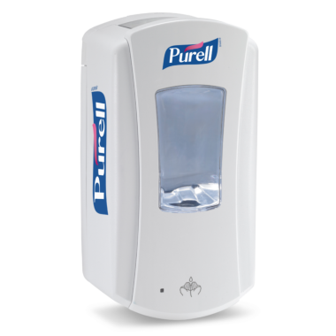 PURELL® LTX-12™ Dispenser 1200mL, white