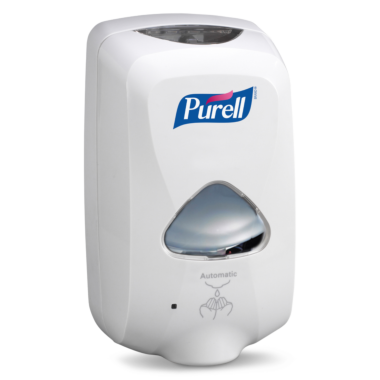 PURELL® TFX™ Touch-Free Dispenser 1200mL, white