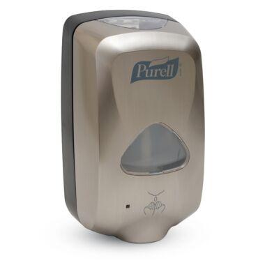 PURELL® TFX™ Berührungsloser Händedesinfektionsspender, 1200ml Metallic