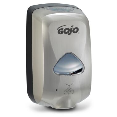 GOJO® TFX™ Touch-Free Dispenser, 1200ml, metallic
