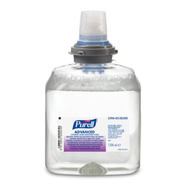 PURELL® Advanced Hygienic Hand Sanitising Foam (TFX™/1200mL)