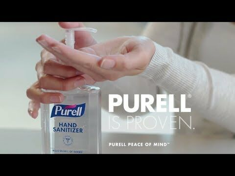 PURELL PEACE OF MIND™""