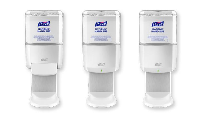 PURELL® Sanitiser ES4, ES6 and ES8